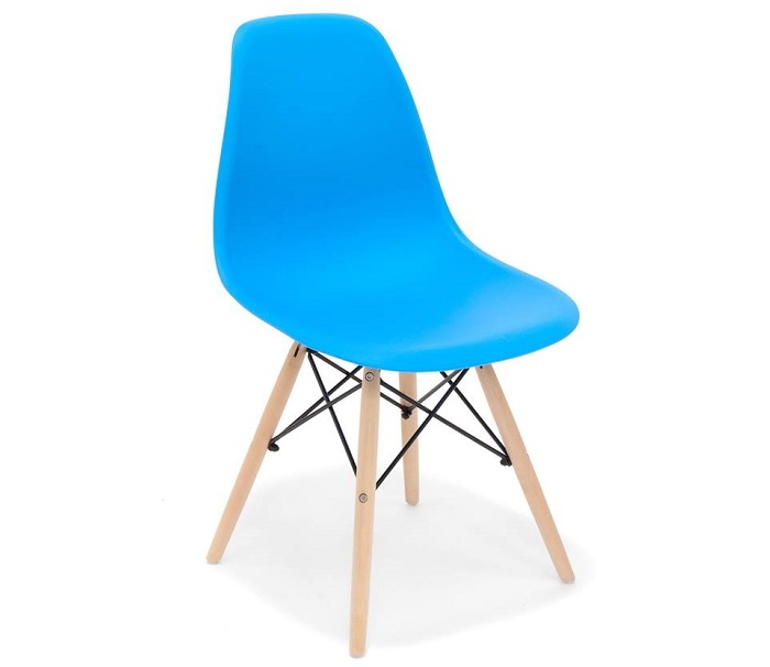 5 sillas para cocinas baratas y con mucho estilo for Sillas eames baratas