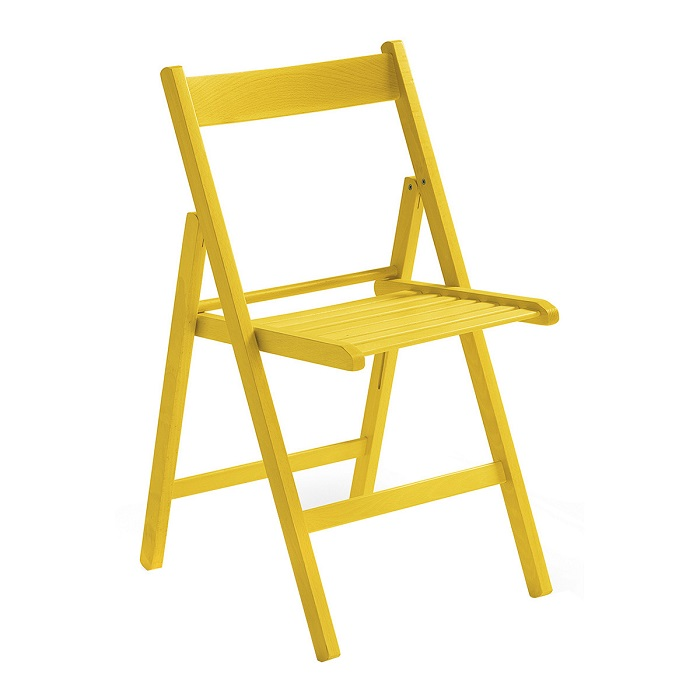 silla plegable para la cocina