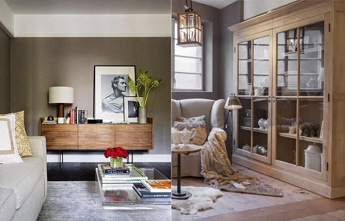 decoracion de salones modernos muebles
