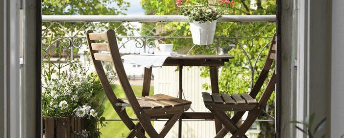 ideas para balcón