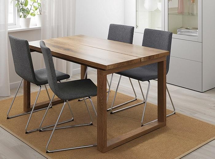 6 mesas de comedor Ikea que merecen la pena por su diseño y precio