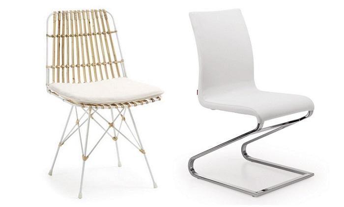 Nuevas tendencias en sillas de comedor baratas con dise os modernos - Sillas de comedor diseno ...