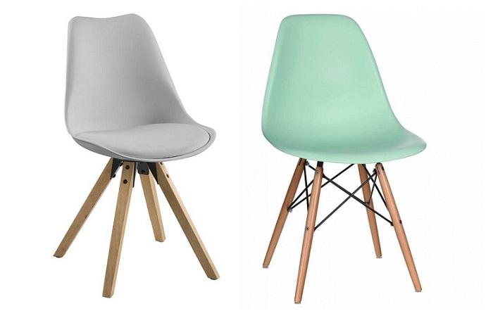 Nuevas tendencias en sillas de comedor baratas con dise os for Sillas tapizadas baratas
