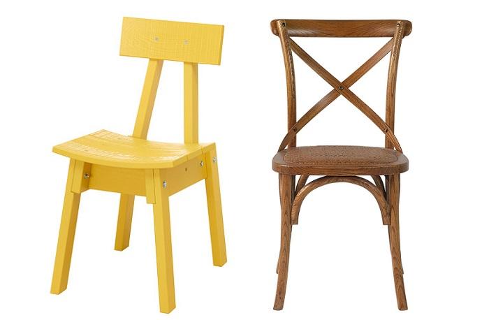 Nuevas tendencias en sillas de comedor baratas con dise os for Sillas de comedor de diseno baratas
