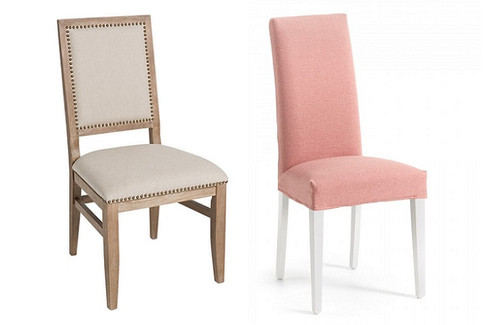 sillas de comedor baratas tapizadas