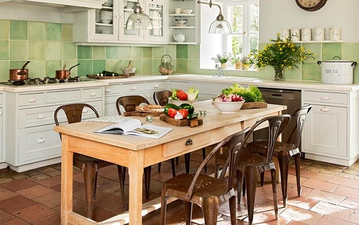 ideas para diseñar cocinas rústicas