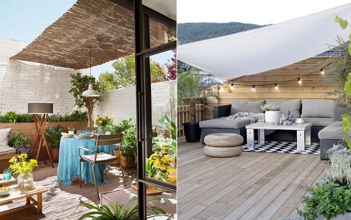 terrazas decoradas