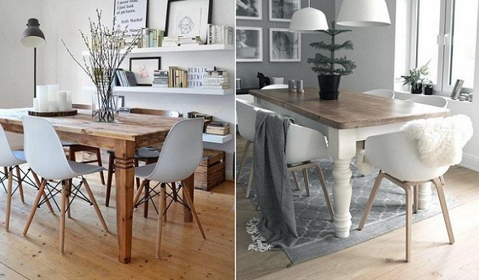 sillas de comedor modernas nordicas