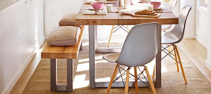 sillas de comedor modernas