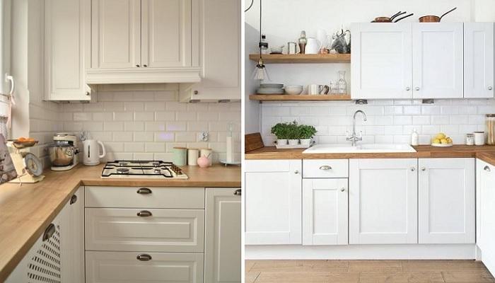 cocinas nordicas con azulejo metro